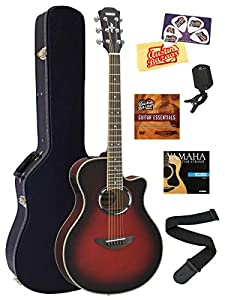 Yamaha apx500iii thinline cutaway acoustic for Yamaha apx500iii thinline