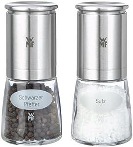 WMF De Luxe 06.6796.9990 2-Piece Spice Mill / Grinder Set