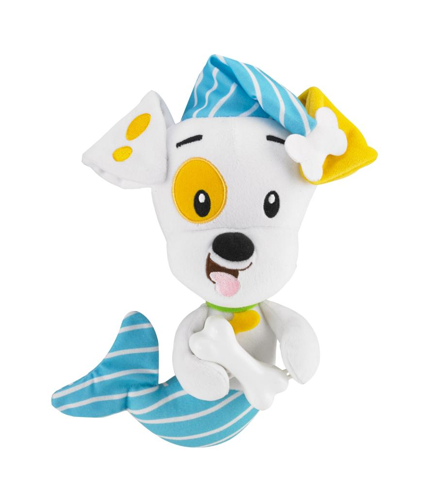 Fisher price bubble guppies lullaby puppy for Bubble guppies fish