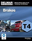img - for ASE Test Preparation - T4 Brakes (Delmar Learning's Ase Test Prep Series) book / textbook / text book