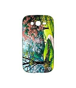 Vogueshell Summer Season Printed Symmetry PRO Series Hard Back Case for Samsung Galaxy Grand Neo