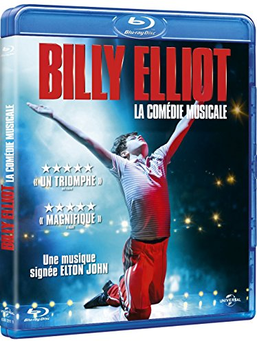Billy Elliot: La comédie musicale [Blu-ray]