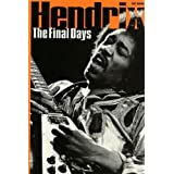 Jimi Hendrix: The Final Daysby Tony Brown