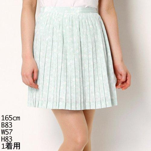 ウィルセレクション(WILLSELECTION) スカート(プリーツスカート)【50ミント/1(M)】