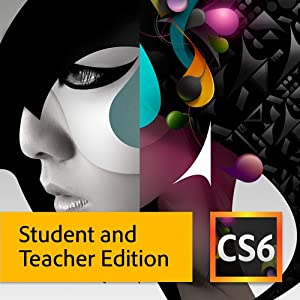 Adobe CS6 Design Standard Student and Teacher Edition