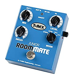 T-Rex Engineering Room-Mate Junior Reverb Guitar Effects Pedal by T-Rex Engineering