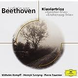 """Beethoven - Trios avec piano : """"Geister Trio"""" (""""trio des esprits"""") - """"Erzherzog Trio"""" (""""trio l'archiduc"""")"""