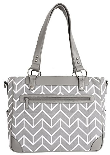 kailo-chic-camera-and-laptop-tote-in-gray-arrows-by-kailo-chic
