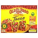 Old El Paso Stand & Stuff Taco Kit 317g