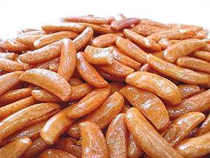 【Amazon.co.jp限定】 黒田屋 柿の種 250g 国産米使用 (※柿の種のみです。ピーナッツは入っておりません) 新潟工場製造品