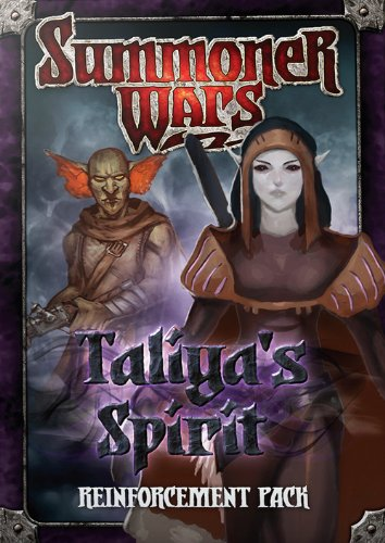 Summoner Wars Taliyas Spirit Reinforcement Pack