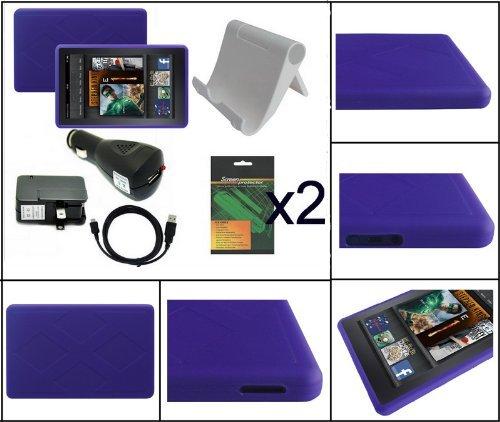 iShoppingdeals - 6 Item Bundle for Amazon Kindle Fire 7