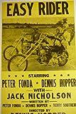 Easy-Rider-starring-Jack-Nicholson-and-Dennis-Hopper-Poster