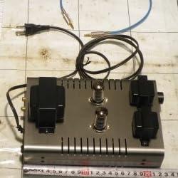 真空管ヘッドフォンアンプ KA-10SH【未使用】