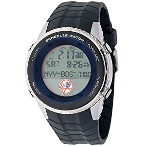 New York Yankees Schedule Watch (Top Hat) by Game Time
