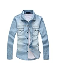 Mens Jean Jackets Style image