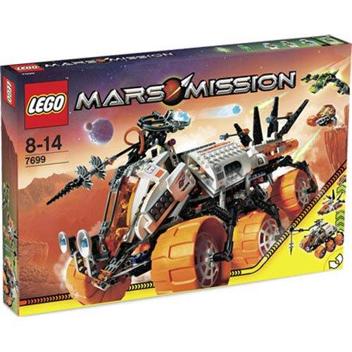 LEGO 7699 – Mars Mission MT 101 Armored Drilling Set als Weihnachtsgeschenk