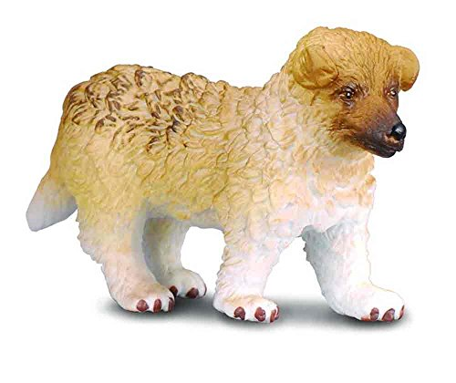 CollectA Rough Haired Collie Puppy