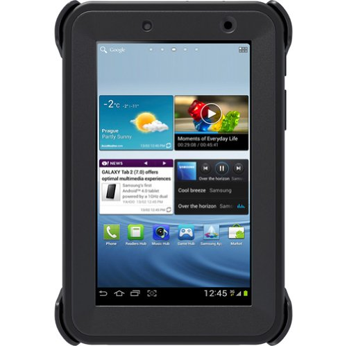 OtterBox Defender Series Hybrid Case for 7-Inch Samsung Galaxy Tab 2 (77-22228)