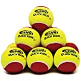 Gamma Quick Kids 36' Tennis Ball (12-Ball Pack, Yellow/Red)