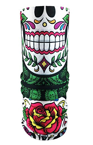 Festie-Fever-Day-of-the-Dead-Skull-Rave-Bandana-Multifunctional-Seamless-Mask