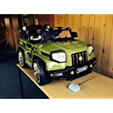 Rocket RS Sport Kids Electric Battery Ride on Jeep - 12v - 3 Colours