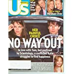 US Weekly May 7 2007 Tom Cruise, Katie Holmes, Alec Baldwin, Jennifer Aniston and Vince Vaughn , Jennifer Lopez book cover