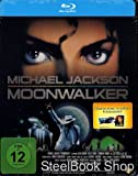 MoonWalker Blu-ray
