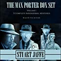The Max Porter Box Set, Volume 1: Max Porter Paranormal Mysteries Box Set Audiobook by Stuart Jaffe Narrated by Stuart Jaffe