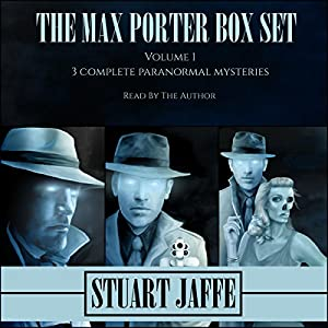 The Max Porter Box Set, Volume 1 Audiobook