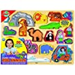 SHURE CHUNKY WORLD ZOO ANIMALS PUZZLE