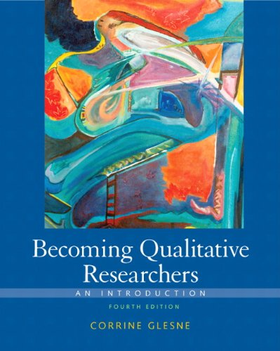 Becoming Qualitative Researchers: An Introduction (4th...