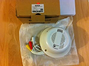 COP USA SDR35 Functional Smoke Detector Covert Color Camera, SONY CCD 470TVL 0.1Lux 3.7mm Pinhole Lens DC12V 150mA