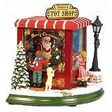 MusicBox Kingdom 52003 Toy Shop Music Box, Small
