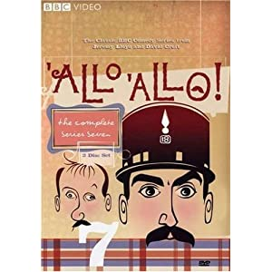 'Allo 'Allo - The Complete Series Seven movie
