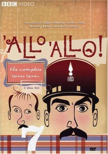 'Allo 'Allo! - The Complete Series Seven [1991]
