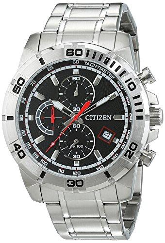 Citizen-Herren-Armbanduhr-Chronograph-Quarz-AN3490-55E