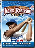 DVD - The Jackie Robinson Story - In COLOR! Also Includes the Original Black-and-White Version which has been Beautifully Restored and Enhanced!