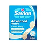 Savlon Advanced Plasters 2 Sizes 10
