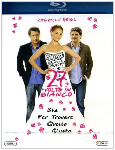 27 volte in bianco / 27 Dresses (Blu-Ray) Italian Import
