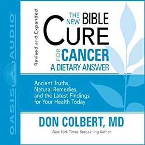 The New Bible Cure for Cancer Audiobook