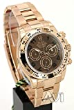 ROLEX DAYTONA EVEROSE GOLD CHOCOLATE DIAL 116505 BOX/PAPERS UNWORN 2014