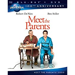 Meet the Parents [Blu-ray + DVD] (Universal's 100th Anniversary)