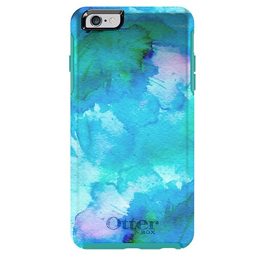 Otterbox Symmetry Iphone  Floral Pond