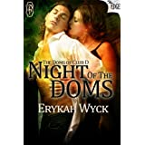 Night of the Doms (The Edge Series Book 30) ~ Erykah Wyck