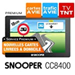 Snooper CC 8400 GPS El�ments D�di�s �...