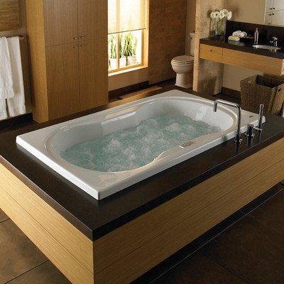 Jacuzzi Dt00959 Real Salon Spa Bath With Chromatherapy