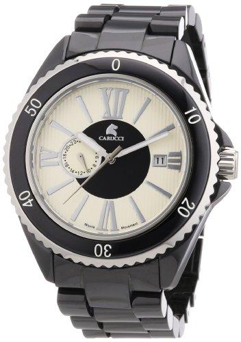 Carucci Watches Men's Watch Catania CA7112BK