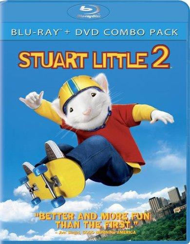 Stuart Little 2 (Two-Disc Blu-ray/DVD Combo)
