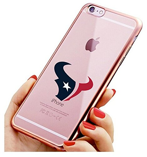 Houston Texans Galaxy 4 Hard Cell Phone Case
